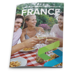 Conducting Marketing Research in France Guide Mock Up