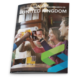 Conducting Marketing Research in United Kingdom Guide Mock Up