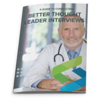 Guide to Conducting Better Thought Leader Interviews