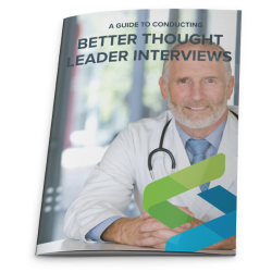 Guide to Conducting Better Thought Leader Interviews Mock Up