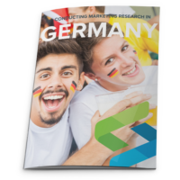 Conducting Marketing Research in Germany Guide Mock Up