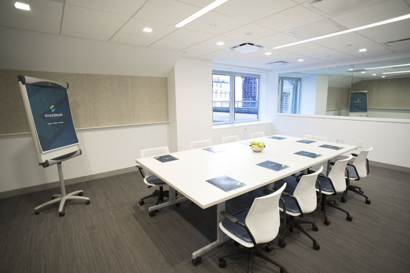 Schlesinger NYC Conference Room