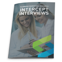 Planning Marketing Research Intercept Interviews Mock Up